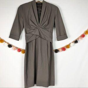 {Black Halo} Midi Dress